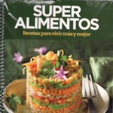 Libros: CUERPOMENTE ESPECIAL N. 1 - SUPER ALIMENTOS: RECETAS PARA VIVIR MAS Y MEJOR (PRECINTADO). Lote 99843903