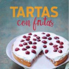 Libros: TARTAS CON FRUTAS - PASTELERIA CREATIVA - RBA, 2016 (NUEVO). Lote 99854039
