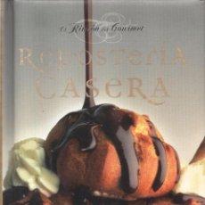 Libros: REPOSTERIA CASERA (EL RINCON DEL GOURMET) - TIKAL EDICIONES (NUEVO). Lote 110078995