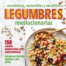 Libros: LEGUMBRES REVOLUCIONARIAS BLUME (NATURART). Lote 103765891