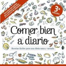 Libros: COMER BIEN A DIARIO LAROUSSE EDITORIAL, S.L.. Lote 104042099
