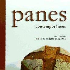 Libros: PANES CONTEMPORÁNEOS MENCÍA GASTRONOMIA, S.L.. Lote 104158322