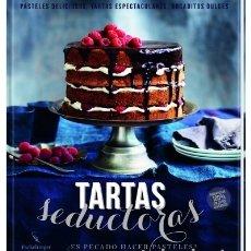 Libros: TARTAS SEDUCTORAS FACKELTRAGER. Lote 104160275