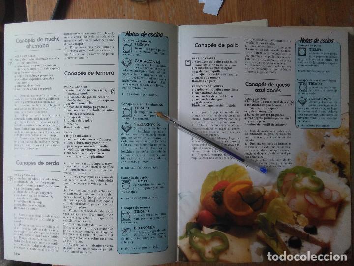 Libros: ENCICLOPEDIA COMPLETA COLECCION LA COCINA PRACTICA DE PLANETA,SON 6 GRANDES TOMOS, PESA 10 KILOS.EN - Foto 3 - 106163023