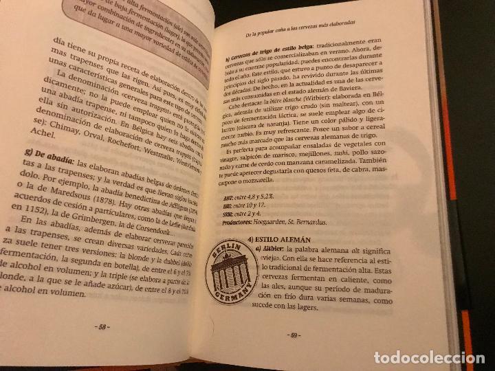 Libros: CERVEZA, LA BEBIDA DE LA FELICIDAD. LUIS G. BALCELLS - Foto 2 - 127215364