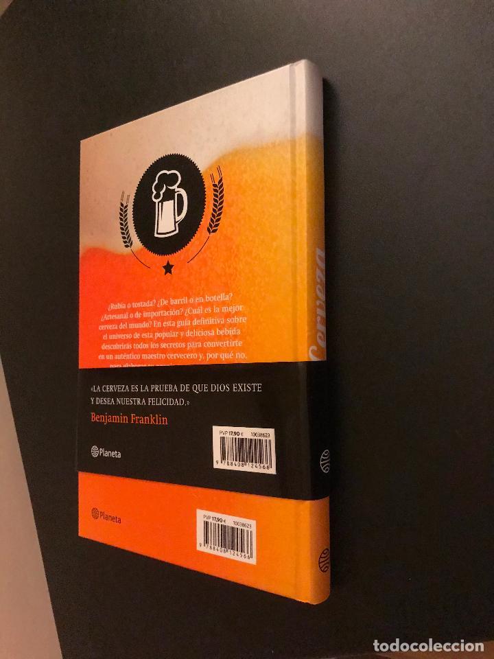 Libros: CERVEZA, LA BEBIDA DE LA FELICIDAD. LUIS G. BALCELLS - Foto 3 - 127215364