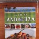 Libros: UN VIAJE POR LA COCINA ANDALUZA. Lote 118045890