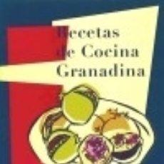 Libros: RECETAS DE COCINA GRANADINA 2¦ED. Lote 70763731