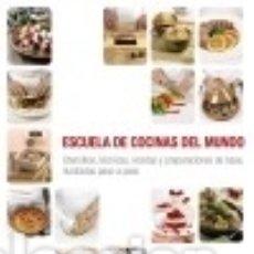 Libros: ESCUELA DE COCINAS DEL MUNDO. Lote 70933970