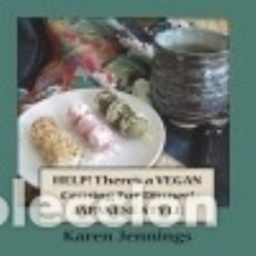 Livres: HELP! THERES A VEGAN COMING FOR DINNER - JAPANESE STYLE. Lote 71006314