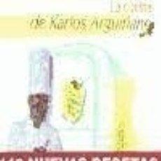 Libros: LA COCINA DE KARLOS ARGUIÑANO ED. BAINET. Lote 70674378
