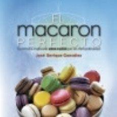 Libros: EL MACARON PERFECTO. Lote 128222992