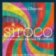 Libros: SIROCO (SFUN&FOOD). Lote 128223951