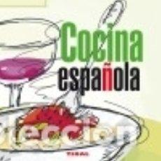 Libros: COCINA ESPAÑOLA (EN LA COCINA). Lote 128227978