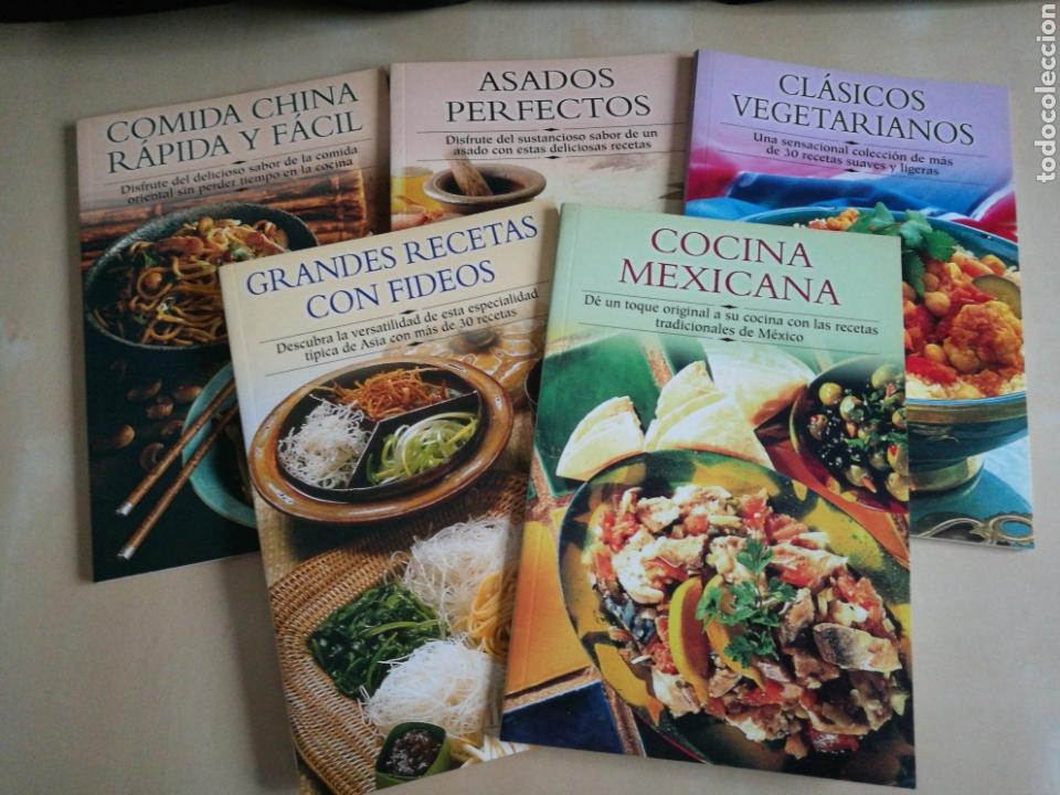 Libros: Kit 5 libros cocina «edimat libros» - Foto 2 - 131002132