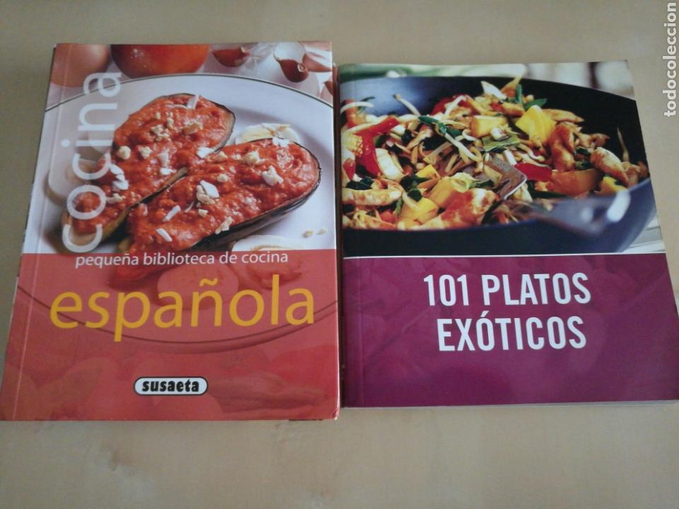 KIT 2 LIBROS COCINA (Libros Nuevos - Ocio - Cocina y Gastronomía)