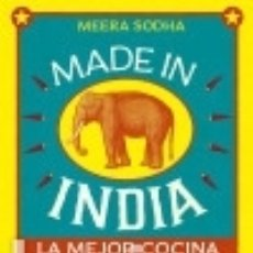 Libros: MADE IN INDIA. Lote 140375010