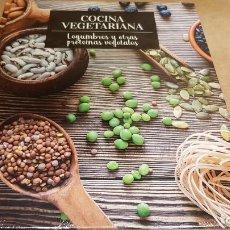 Libros: COCINA VEGETARIANA / 6 / LEGUMBRES Y OTRAS PROTEÍNAS VEGETALES / LIBRO PRECINTADO.. Lote 140529214