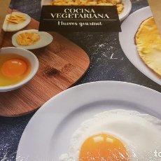 Libros: COCINA VEGETARIANA / 12 / HUEVOS GOURMET / LIBRO PRECINTADO.. Lote 170934457