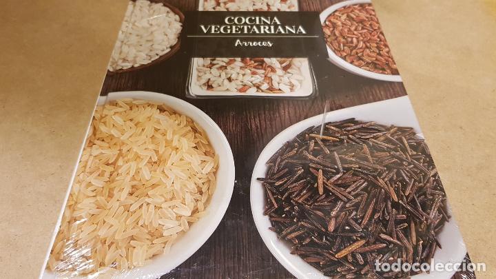 COCINA VEGETARIANA / 4 / ARROCES / LIBRO PRECINTADO. (Libros Nuevos - Ocio - Cocina y Gastronomía)