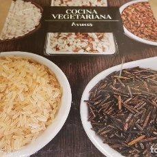 Libros: COCINA VEGETARIANA / 4 / ARROCES / LIBRO PRECINTADO.. Lote 170934513