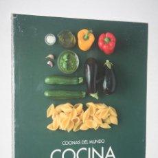 Libros: COCINA ITALIANA *** LIBRO COLECCION COCINAS DEL MUNDO *** PRECINTADO. Lote 142687254