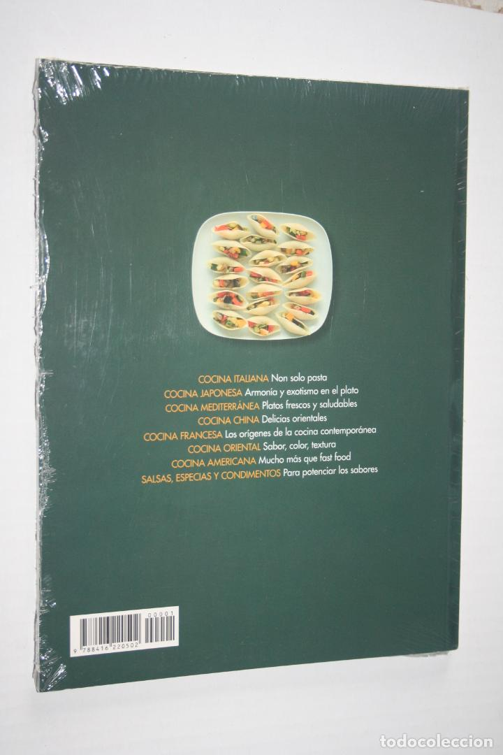 Libros: COCINA ITALIANA *** LIBRO COLECCION COCINAS DEL MUNDO *** PRECINTADO - Foto 2 - 142687254