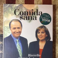 Libros: COMIDA SANA. Lote 144006062