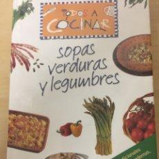 Libros: TODOS A COCINAR. Lote 147988692