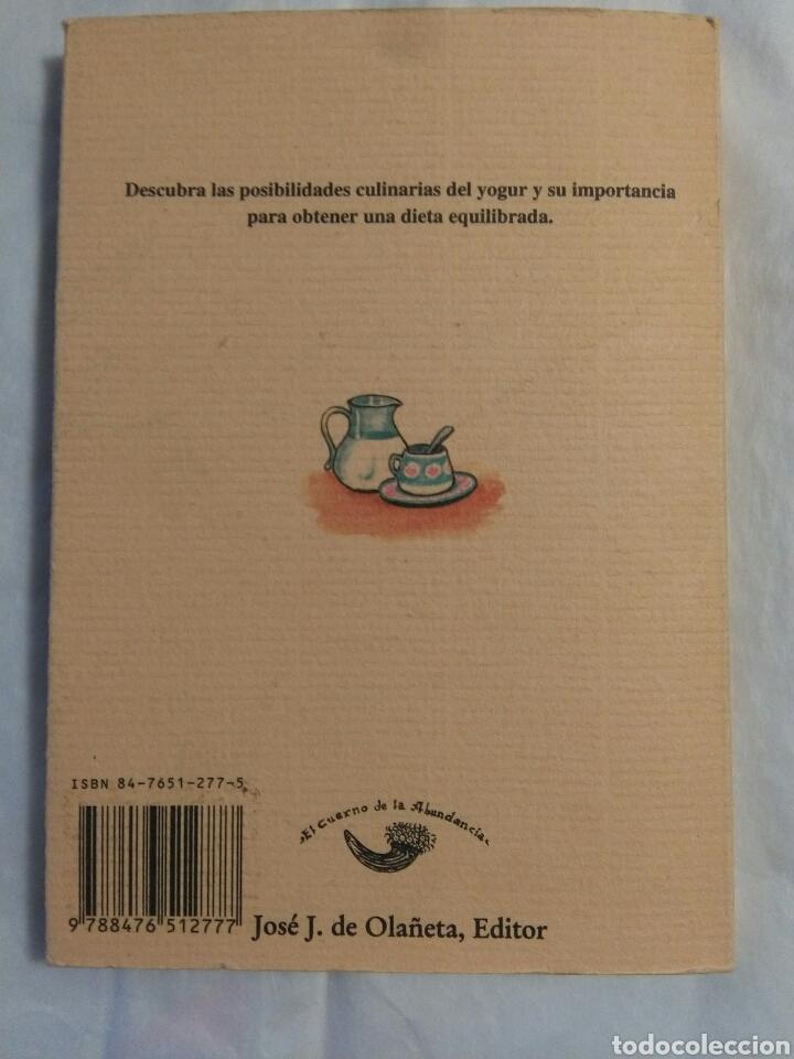 Libros: El llibrito del amante del yogur,Elizabeth Cornish - Foto 2 - 148074770