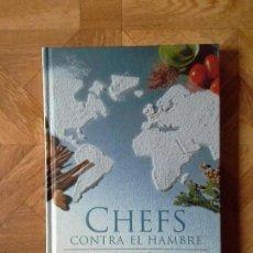 Libros: CHEFS CONTRA EL HAMBRE. Lote 149295798