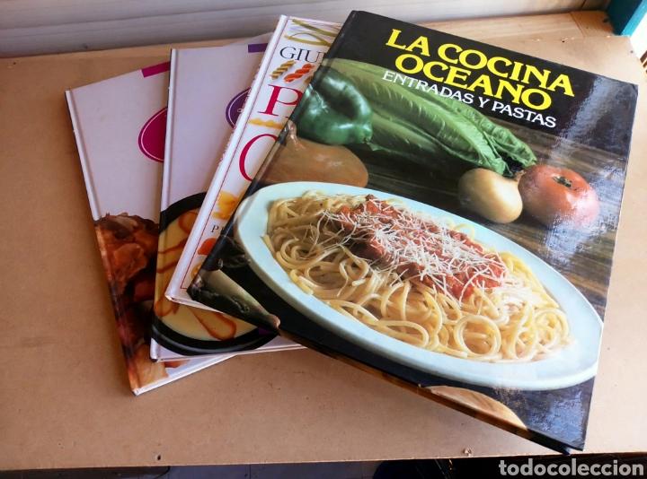 NO ACEPTO OFERTAS. MAGNÍFICO LOTE 4 LIBROS COCINA! (Libros Nuevos - Ocio - Cocina y Gastronomía)