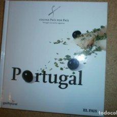 Libros: COCINA PAIS POR PAIS PORTUGAL NUEVO. Lote 207228857