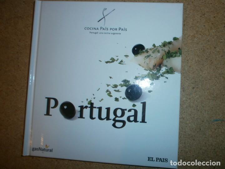 COCINA PAIS POR PAIS PORTUGAL NUEVO (Libros Nuevos - Ocio - Cocina y Gastronomía)