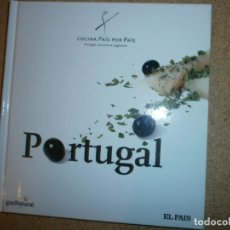 Libros: COCINA PAIS POR PAIS PORTUGAL NUEVO. Lote 151606758