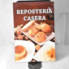 Libros: REPOSTERÍA CASERA. Lote 153105826