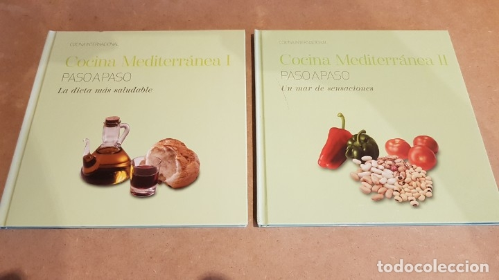 Libros: COLECCIÓN COCINA INTERNACIONAL PASO A PASO / 22 LIBROS / COMPLETA / NUEVA A ESTRENAR. - Foto 5 - 217562726