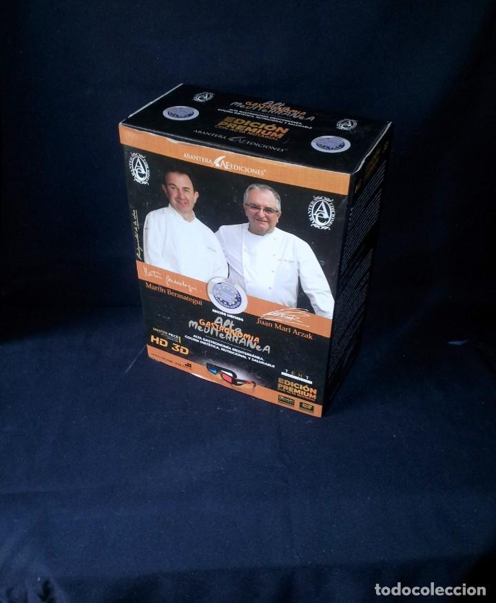 MARTIN BERASATEGUI Y JUAN MARI ARZAK - ALTA GASTRONOMIA MEDITERRANEA - EDICION LIMITADA (Libros Nuevos - Ocio - Cocina y Gastronomía)