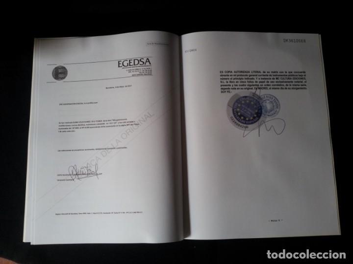 Libros: MARTIN BERASATEGUI Y JUAN MARI ARZAK - ALTA GASTRONOMIA MEDITERRANEA - EDICION LIMITADA - Foto 15 - 159168450
