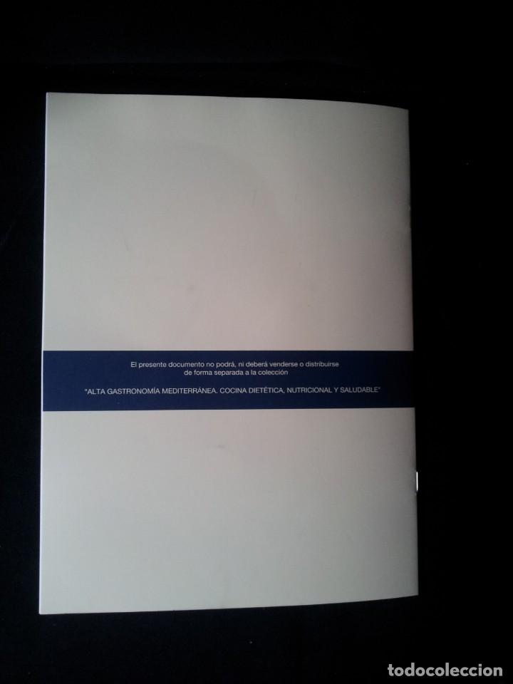 Libros: MARTIN BERASATEGUI Y JUAN MARI ARZAK - ALTA GASTRONOMIA MEDITERRANEA - EDICION LIMITADA - Foto 16 - 159168450