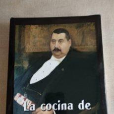 Libros: LIBRO LA COCINA DE PICADILLO Y PARDO BAZÁN. Lote 167785332