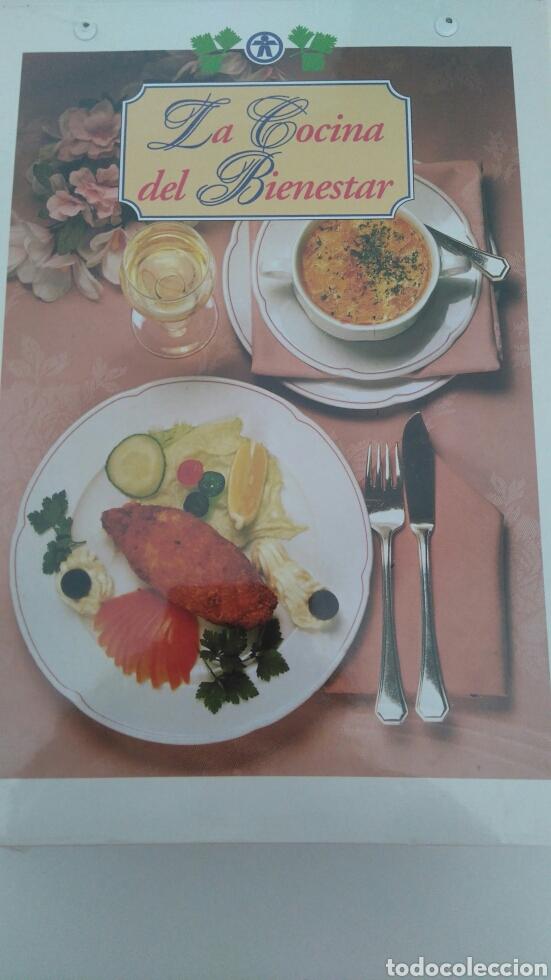 LA COCINA DEL BIENESTAR NUEVO (Libros Nuevos - Ocio - Cocina y Gastronomía)