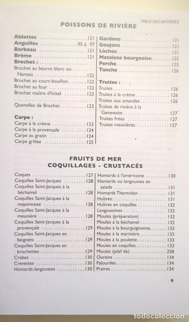 Libros: LA VÉRITABLE CUISINE TRADITIONELLE (1000 RECETES) PAR TANTE MARIE - AÑO 2004 (NOUVELLE ÉDITION) - Foto 14 - 170385440