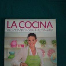 Libros: LA COCINA DE SAMANTHA. Lote 62403768
