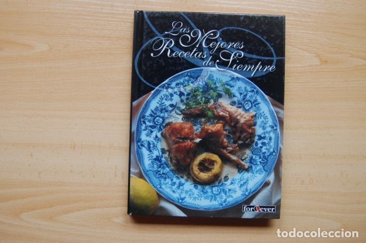 LAS MEJORES RECETAS DE SIEMPRE (Libros Nuevos - Ocio - Cocina y Gastronomía)