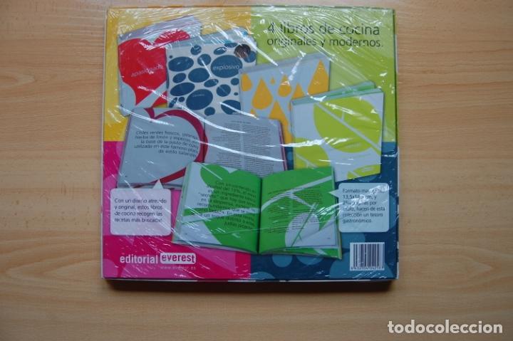 Libros: 4 Libros con las Mejores Recetas. Ed. Everest. - Foto 2 - 173197089