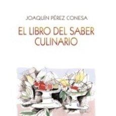 Libros: EL LIBRO DEL SABER CULINARIO. Lote 177847817