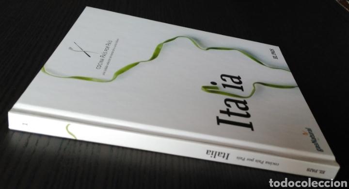 Libros: Cocina País por País. 01 - Italia - Foto 3 - 177945313