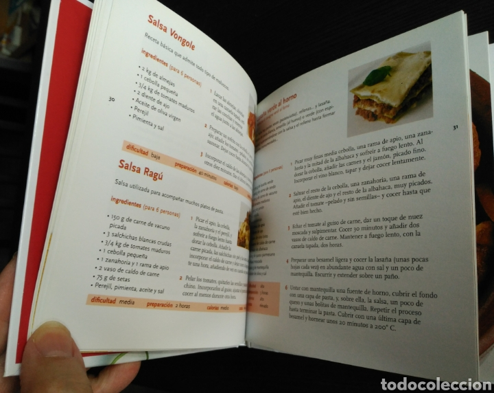 Libros: Cocina País por País. 01 - Italia - Foto 4 - 177945313