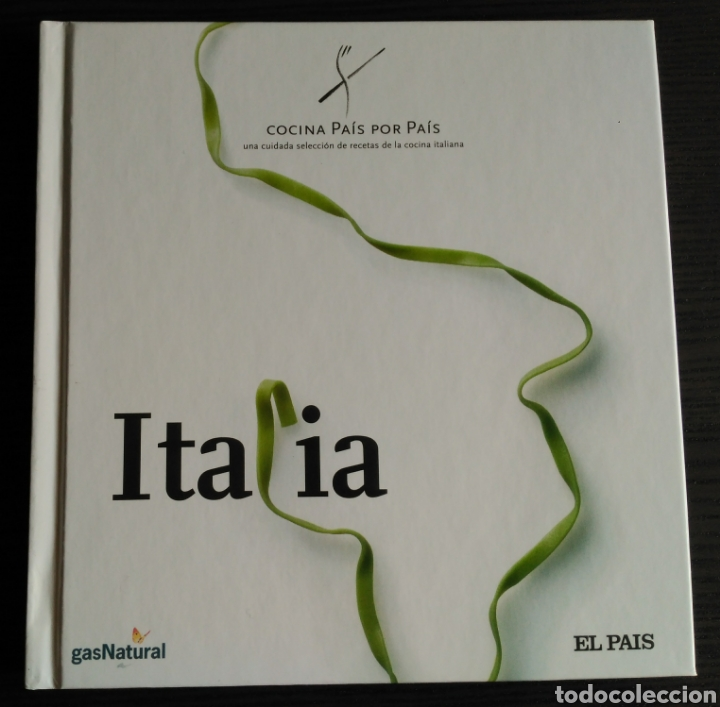COCINA PAÍS POR PAÍS. 01 - ITALIA (Libros Nuevos - Ocio - Cocina y Gastronomía)